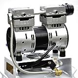 Implotex 850W Flüster leiser Kompressor - 5
