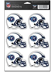 Tennessee Titans 6-Pack Magnet Set