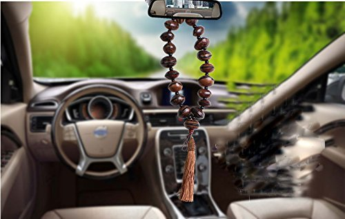 silence-shopping-wooden-fish-bodhi-gear-beads-car-hanging-decor-ornament-decoration-rearview-mirror-
