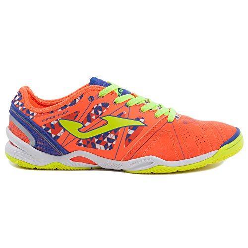 Flexíveis Laranja Neon Laranja Chuteiras Sapatos Em Joma 708 Do Superflex 708 Fluo 4Rxdqp