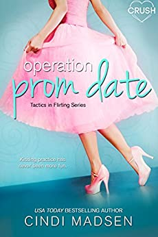 Operation Prom Date by [Madsen, Cindi]