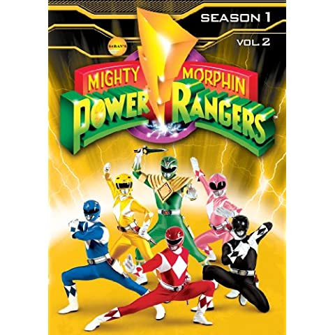 Mighty Morphin Power Rangers: Season One Vol Two
