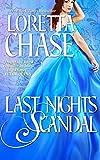 Last Night's Scandal (Carsington Brothers Book 5)
