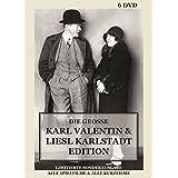 Karl Valentin & Liesl Karlstadt - Die große Gesamtedition