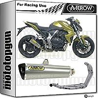 ARROW Silenciador Completo NOCAT Race Trophy CARBY Titanio Honda CB 1000 R 2010 10 71152PRK +