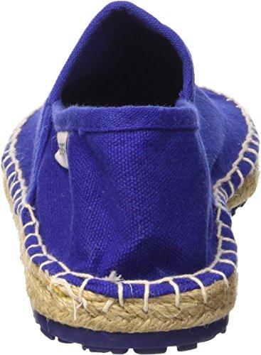 Superga 4524 Cotu, Espadrilles Mixte Adulte G88 Intense Blue