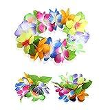 Hawaii Stirnbänder Armbänder