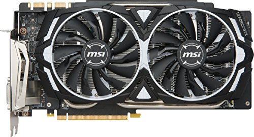 MSI-GeForce-GTX-1080TI-Armor-OC-11GB-Nvidia-GDDR5X-2x-HDMI-2x-DP-1x-DL-DVI-D-2-Slot-Afterburner-OC-VR-Ready-4K-optimiert-Grafikkarte