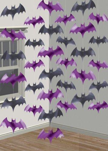 Halloween-Party Fledermaus-String-Dekoration