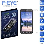 F-EYE® Provide the best protection to your smartphone touch screen with the real and tough F-EYE mobile tempered glass. This lightweight screen protector made of top quality original glass is custom-made for your cell phone perfectly. It will not mak...
