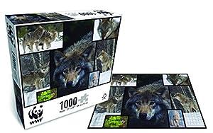 WWF - Lobos, Puzzle de 1000 Piezas (087)