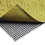 SIDCO Teppich Antirutschmatte Teppichstop Teppichunterlage Anti Rutsch 150 x 80 cm