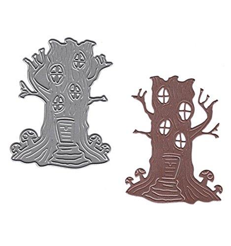 Signature Dies - Fairy Treehouse SD505