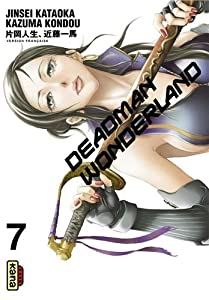 Deadman Wonderland Edition simple Tome 7