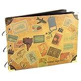 La haute Scrapbooking DIY Album photo de voyage Journal Mariage livre d'or anniversaire Saint-Valentin Cadeau d'anniversaire #1