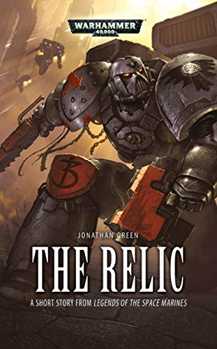 the-relic-warhammer-40000-english-edition