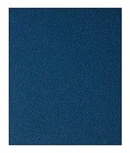 Bosch 2609256C43 Papier abrasif à usage manuel pour métal 230 x 280mm P40/80/120