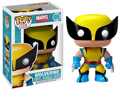 Funko Pop Lobezno – Wolverine (X-Men 05) Funko Pop Marvel