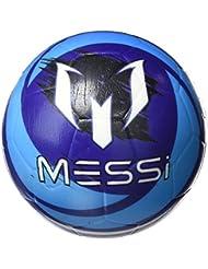 Messi Training - Pelota de fútbol, color azul (Giochi Preziosi MET02000)