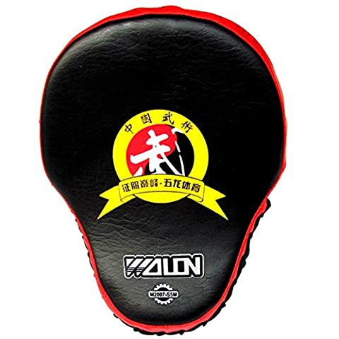 Cocohot Pattes d'ours Mitaines de Punch en Cuir pour Boxe/Thaï/ Taekwondo Sport de Combat