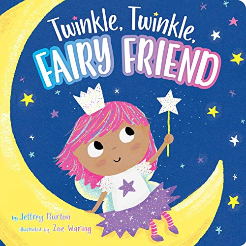 Twinkle, Twinkle, Fairy Friend por Jeffrey Burton