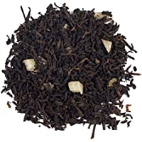 Aromas de Té - Té Rojo Pu Erh Adelgazante a Granel con Trozos de Piña, Yoghurt y Aloe Vera Liofilizado, 75 gr.