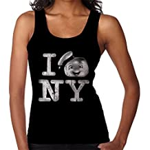 Ghostbusters I Love NY Women's Vest