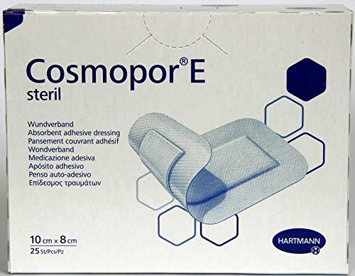 Cosmopore E Wundverband Vlies 10 x 8 cm steril 25 Stk.