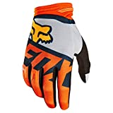 Fox Gants Dirtpaw sayak, Orange, Taille M