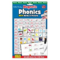 Fiesta Crafts Phonics Magnetic Activity Chart