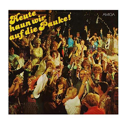 Chor Und Orchester Allotria - Heute Haun Wir Auf Die Pauke! - AMIGA - 8 55 827