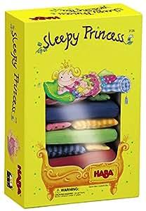 Sleepy Princess and the Pea Game