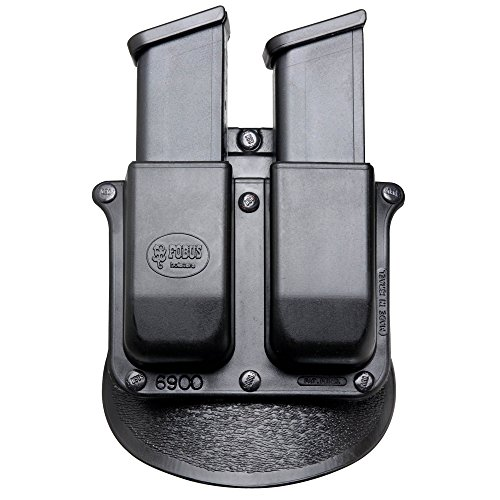 FOBUS PADDLE 6900PMP DOUBLE MAG S&W M&P 9MM/ 40 CAL