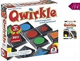 Schmidt Bundle Qwirkle + Qwirkle Kartenspiel (49314) Schmidt Spiele GmbH