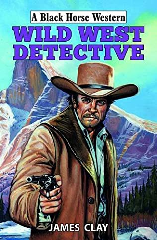 book cover of Wild West Detective