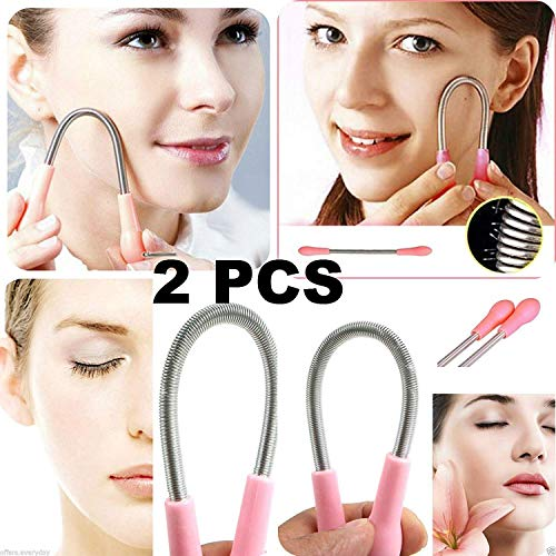 Generic Facial Hair Removal Simple Spring-Color Random (Pack of 2)