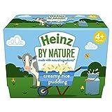 Heinz Creamy Rice Pudding 4-36 Months, 400 g