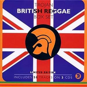 Trojan British Reggae Box Set Amazon Co Uk Music