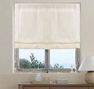 Maison decor montblanc roller blind paqueto compact for Baltic linen maison 8 pc comforter set