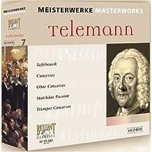 Masterworks: Telemann [Box Set]