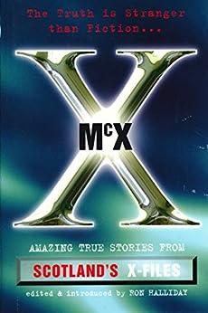 McX: Scottish X Files by [Halliday, Ron]