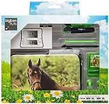 bigben Nintendo 3DS XL -Zubehörpaket - Zubehör-Set Pferd schwarz