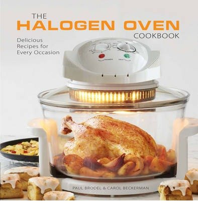 [HALOGEN OVEN COOKBOOK] by (Author)Beckerman, Carol on Apr-01-12