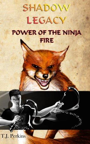 Power of the Ninja - Fire (Shadow Legacy Book 2) (English ...
