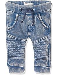 Noppies B Pant Sweat Curved Grants, Pantalones para Bebés