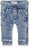 Noppies Baby-Jungen Hose B Pant Sweat Curved Grants Blau (Medium Blue C145), 56