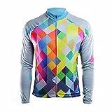 Uglyfrog #30 Neue Männer Radfahren Langarm Radfahren Jersey eine Menge Farben Antislip Ärmel Cuff Road Bike MTB Top Ri