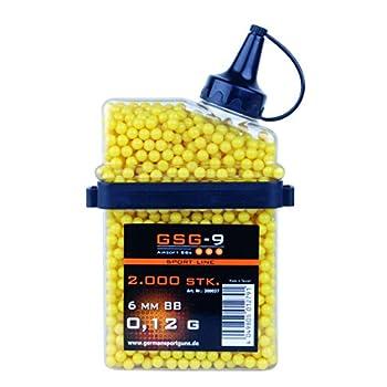 GSG calidad de 0 12 g de...