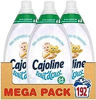 Cajoline - Adoucissant Ultra Concentré Tout Doux Formule Testée Dermatologiquement - 64 lavages