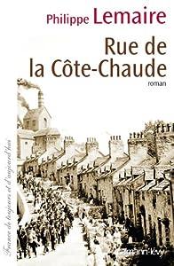 """Afficher """"Rue de la Côte-Chaude"""""""
